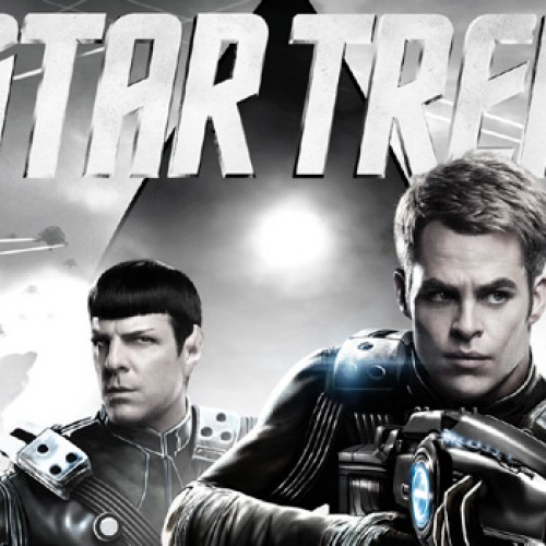 Star Trek: The Video Game making of video with Chris Pine and Zachary Quinto