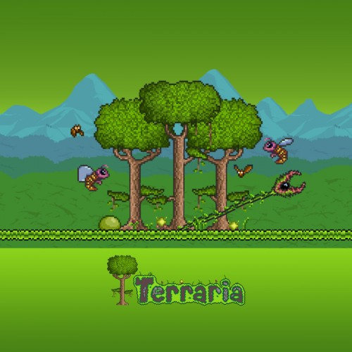 Terraria a.k.a. Minecraft Lite Review (PS3)
