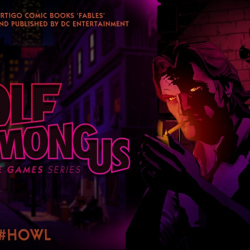 The Walking Dead's Telltale Games next game is 'The Wolf Among Us'