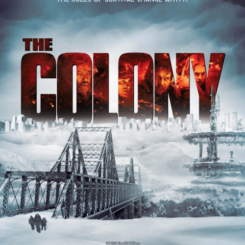 The Colony: International trailer and poster out!