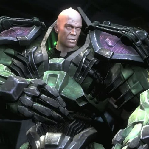 Latest Injustice trailer shows off Lex Luthor