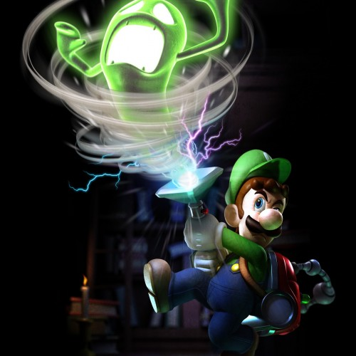 Luigi's Mansion: Dark Moon – Let's begin the Year of Luigi!
