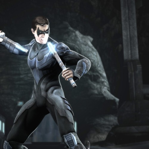 Injustice: Gods Among Us – Nightwing vs. Nightwing
