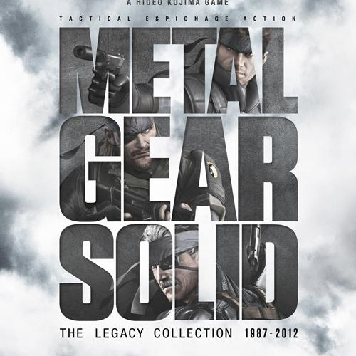 This is the Metal Gear Solid collection we deserve
