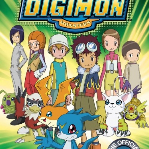 Digimon Adventure Set: The Complete Second Season Winners