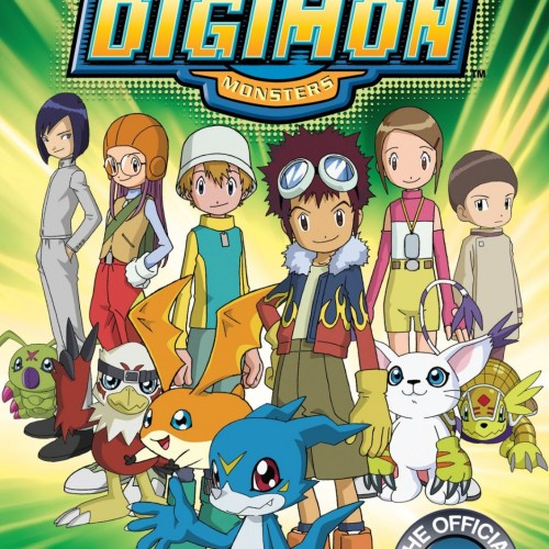 Giveaway: Digimon Adventure Set: The Complete Second Season