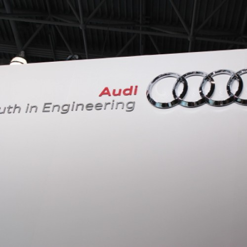 NR at the NYIAS-Inside Audi Connect