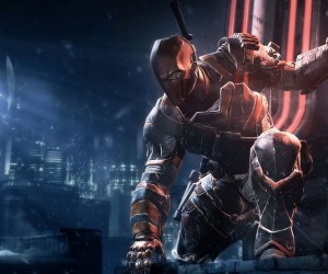 deathstroke Batman Arkham Origins - 08