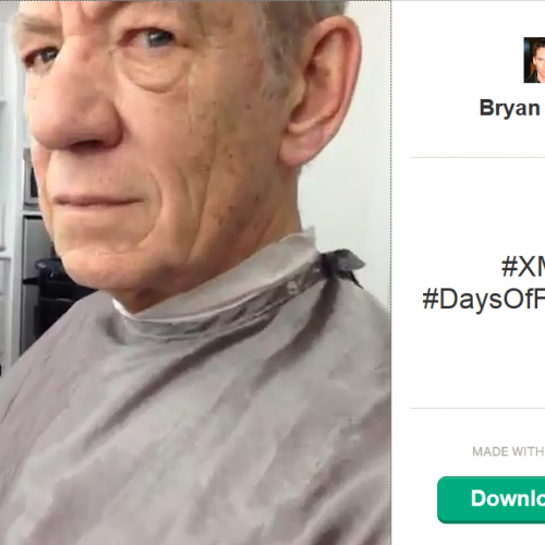 Bryan Singer tweets hilarious Vine for X-Men: Days of Future Past