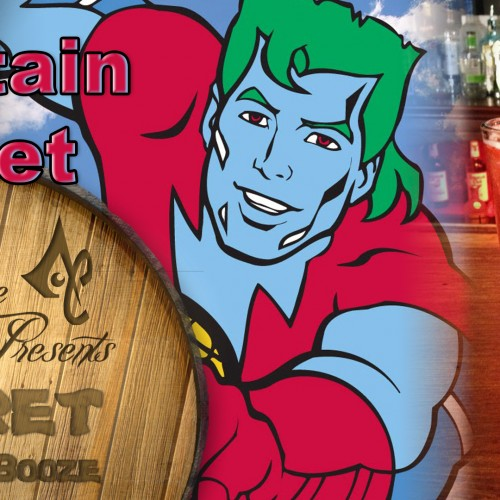 In honor of Earth Day, learn to make this Captain Planet cocktail