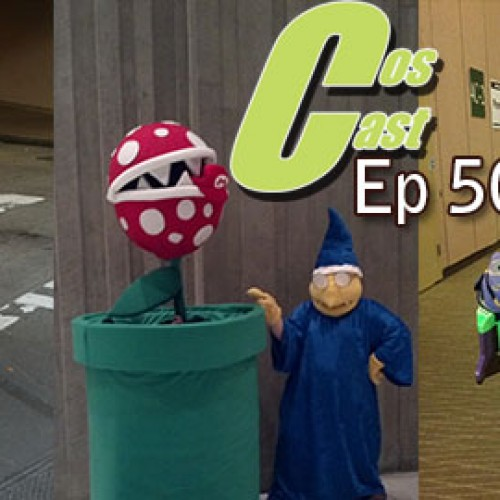 CosCast 50: Sakura-Con Coverage and Gallery Edition