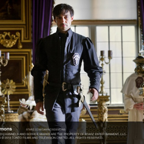 Da Vinci's Demons episode 3 preview clips and images