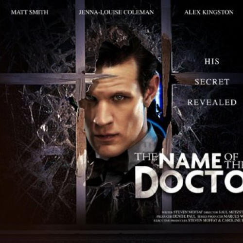 Doctor Who finale 'The Name of the Doctor' spoilers