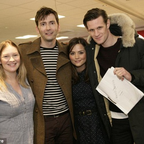 Doctor Who 50th: Tennant back on Doctor Who and details of the monster