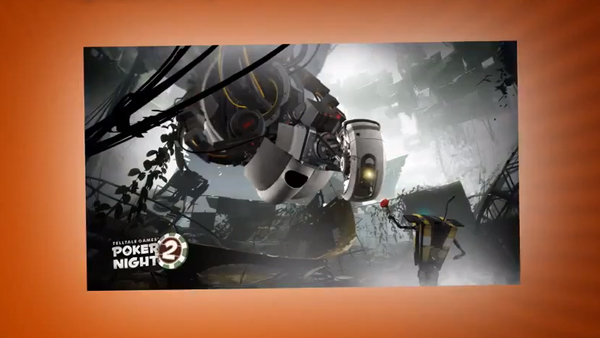Glados and Claptrap