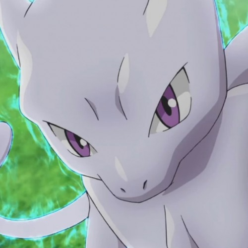 Mewtwo plus New Legendary Pokemon puzzle starting to connect!