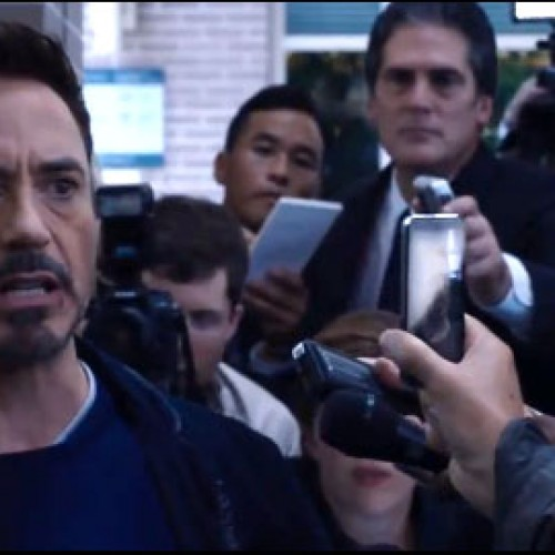 1 hour and 15 minutes was cut out of Iron Man 3