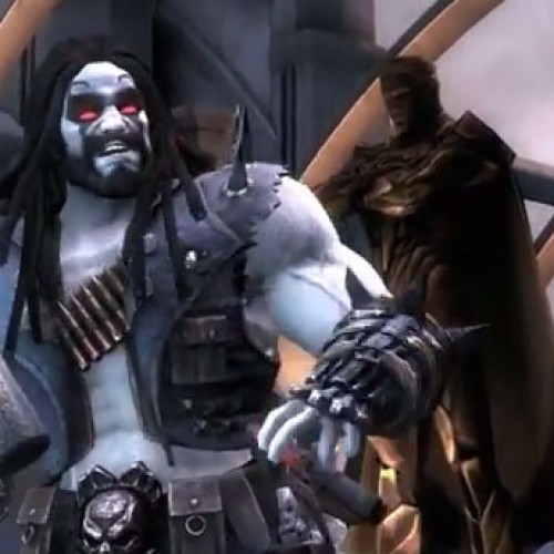 Lobo is the 'Main Man' in his Injustice: Gods Among Us trailer