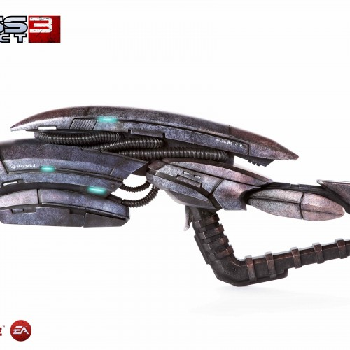 New Mass Effect 3 replica weapons available for pre-order