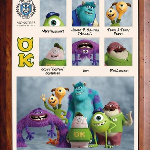 Nathan Fillion, Alfred Molina and more join Pixar's Monsters University