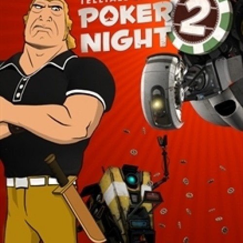 Ever wanted to play poker with Brock Samson and GLaDOS? Now's your chance