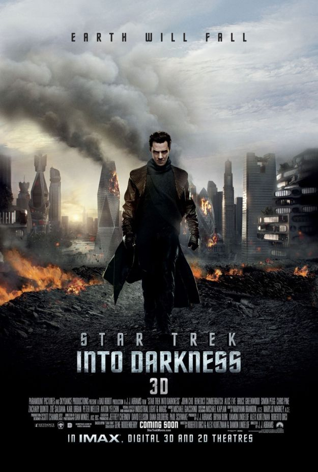 Star Trek Into Darkness International Poster