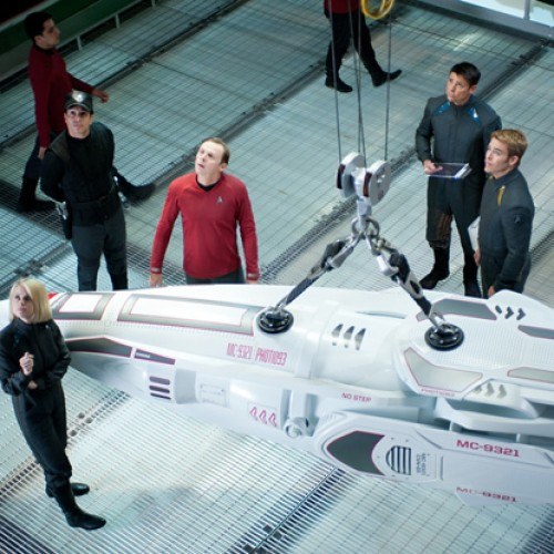 Star Trek films too 'Star Trek-y'? Paramount is going to fix that
