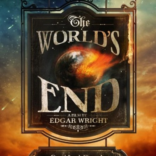 The World's End hits theaters in July and August!