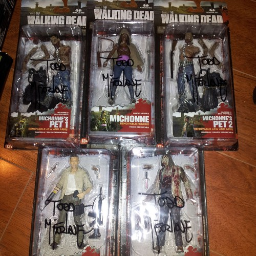 Contest: Winner announced for Walking Dead McFarlane Toys