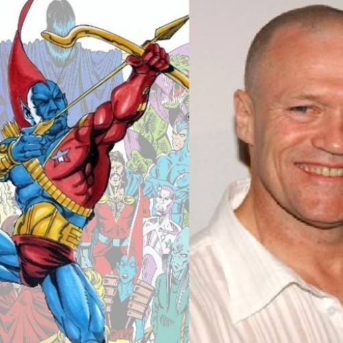Guardians of The Galaxy cast Michael Rooker as Yondu!
