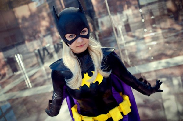 aigue-marine as batgirl by frank-sebastian sievert