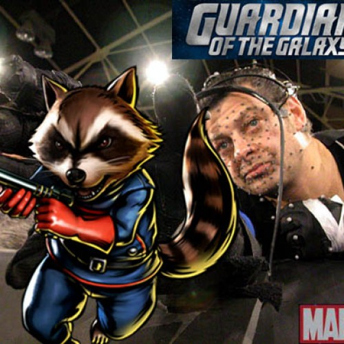 Andy Serkis to play Rocket Raccoon in Guardians of the Galaxy
