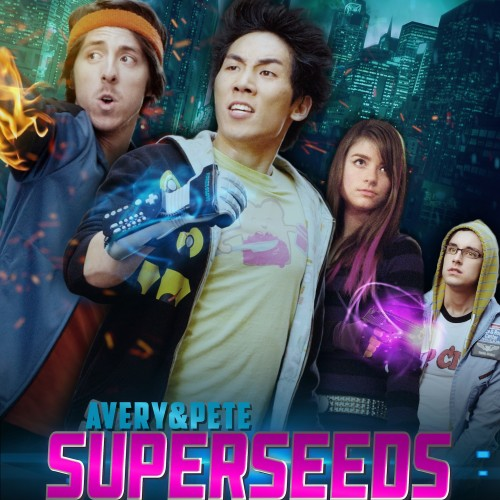 Avery & Pete: Superseed trailer is out – When stoners get superpowers