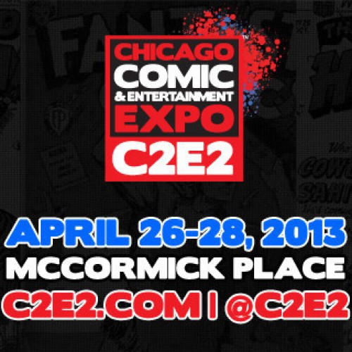 Can't attend C2E2 in Chicago? Watch the live stream here!