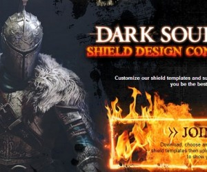 dark souls 2 shield design contest