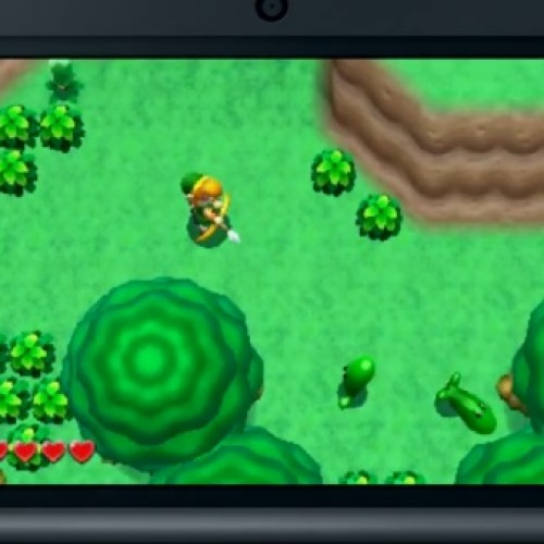 The Legend of Zelda 3DS game to be set in the same world as Link to the Past