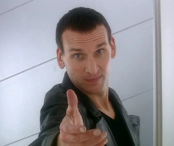 doctor who eccleston ninth