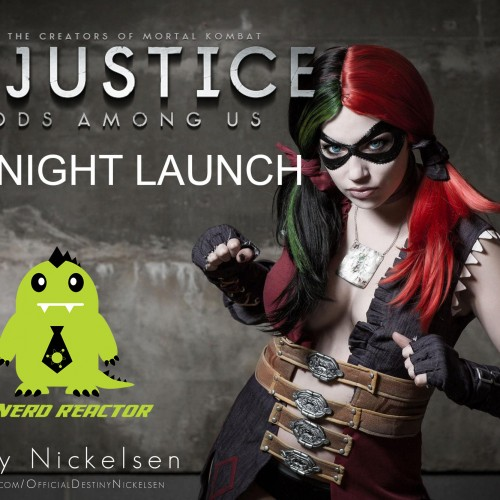 Video – Injustice: Gods Among Us midnight launch