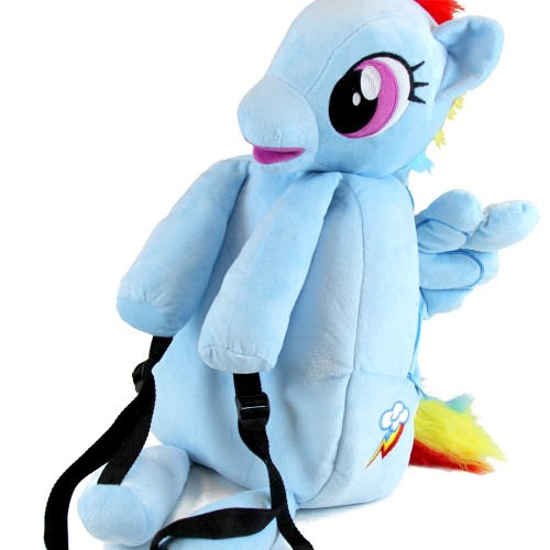 Contest: My Little Pony's Rainbow Dash Backpack
