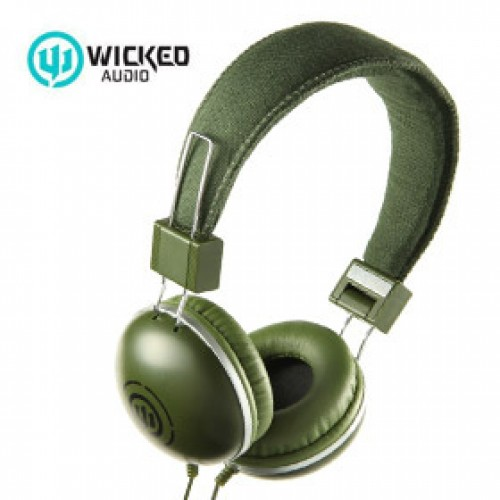 Wicked Audio WI8500 Evac headphones
