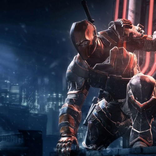Check out Deathstroke in action in this Batman: Arkham Origins gameplay trailer