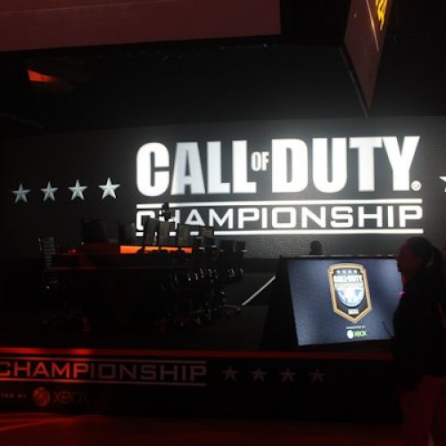 Call of Duty: Black Ops II Championship Day 1