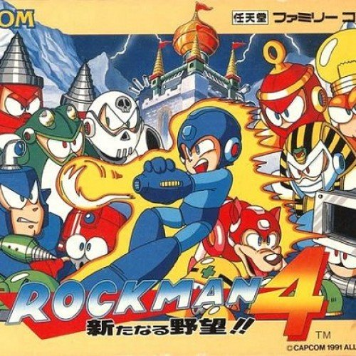 Nintendo Download – Mega Man 4 busts through to the 3DS eShop
