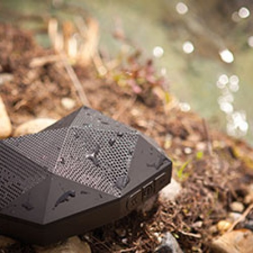Turtle Shell Boombox from Outdoor Tech