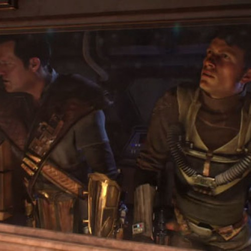 So what's the status on Star Wars 1313?