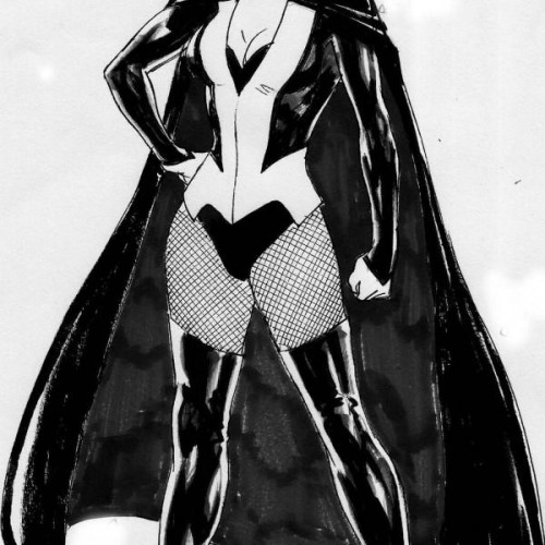 Zatanna's fishnet returns in new look