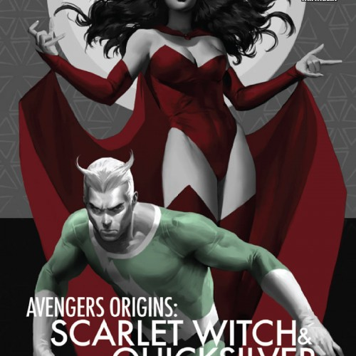 Scarlet Witch and Quicksilver confirmed to be in The Avengers 2