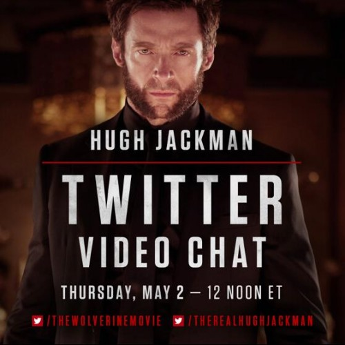 Hugh Jackman will answer YOUR questions via Twitter