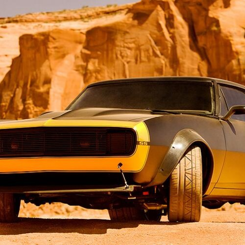 Transformers 4: New Bumblebee image