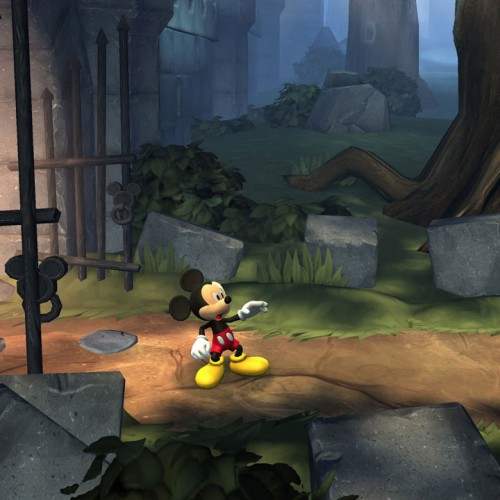 Behind the scenes on the 3D remake of Sega's Castle of Illusion Starring Mickey Mouse